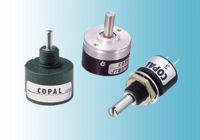 有接触型和非接触型两种。作为各种产业用设备,运输用设备,计算机辅助设备,测量设备等的位置,角度传感器,同时也应用在通讯设备,检测设备上。